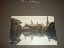 32 Printed photo/postcards Copenhagen Denmark c1925