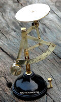 Vintage old Brass Weight Scale 10GMS Up To 50GMS Handmade Gift