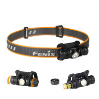 Fenix HM23 Cree neutral white LED Headlamp 240LM AA Head Torch Light + Battery