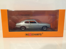 Maxichamps 940085501 Ford Capri 1969 Lt Blue Metallic - 1:43 OFFER