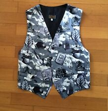 WOMAN Vest top grey 100%silk