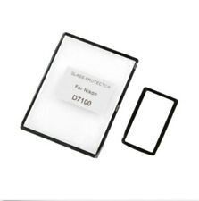 Fotga Optical glass LCD Screen Protector Cover for Nikon D7100 DSLR Camera