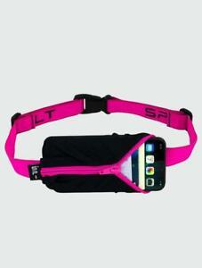 SPIbelt Original with Coloured Waistband coloured Zip