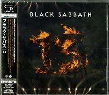 BLACK SABBATH-13 [REGULAR EDITION]-JAPAN SHM-CD BONUS TRACK G14