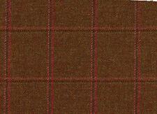 1594/2 Écossais Tissu Tweed 100% Laine Fabriqué En Ecosse Par Le Mètre
