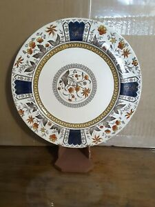 Antique Norman china plate