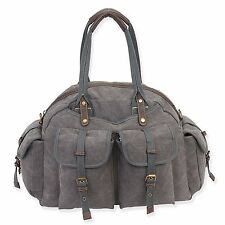 Cargo It Charcoal Gray Travel Bag Unisex Carrying  Zipper Bag New Quality Bag