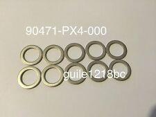 10pcs Honda /Acura 90471-PX4-000 Transmission Washers