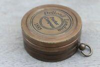 Brass Nautical Poem Sundial Compass Maritime Gift Item Gift