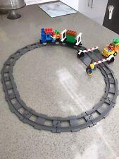 LEGO / DUPLO TRAIN SET (3 x MINIFIGS INCLUDED)