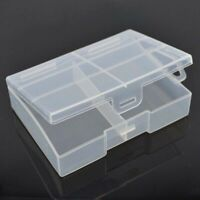 Plastic Case Storage Box Holder Stand Organiser Fit for AA/AAA Battery Batteries