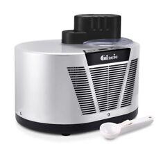 Glacio Self Cooling Ice Cream Maker Silver