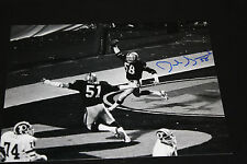 OAKLAND RAIDERS JACK SQUIREK #58 SIGNED 8X10 PHOTO SUPER BOWL XVIII CHAMPS TD