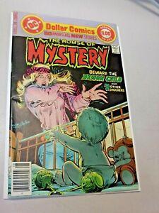 House of Mystery #253 Adams cover, Kane art, Chaykin art Newsstand $1.00 cover