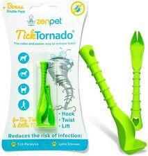 Tick Tornado Pro Pet Dog Horse cat Tick Removal Tool Quick Easy & Safe Zenpet