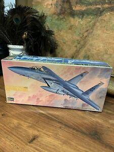 1|72 Model Plane F-15D/DJ EAGLE U.S.A.F/FIGHTER Hasegawa model #807