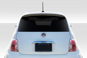 12-17 Fiat 500 Abarth Look Duraflex Body Kit-Roof Wing/Spoiler!!! 115623