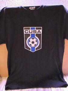 CUSA Soccer - T-Shirt - Large - Gildan - Dry Blend