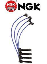 Honda D16Y8 D16Z6 Engine New NGK Blue Spark Plug Wire Set HE76