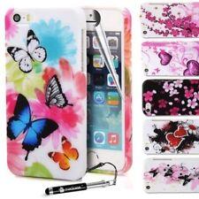 Carcasas Para iPhone 5s de silicona/goma para teléfonos móviles y PDAs