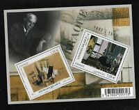 Bloc Feuillet 2013 N°F4800 Timbres France Neufs - Georges Braque