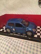 Renault Clio V6 Sport 2003 1:32 Scale NEWRAY 1370545