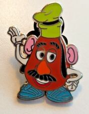 MR POTATO HEAD WITH GOOFY HAT TOY STORY 2009 WDW / DISNEY PIN