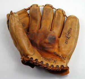 Vintage Rawlings Mickey Mantle MM6 The Comet Professional Baseball Glove Mit