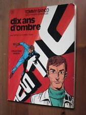 EDDY PAAPE JEAN ROZE TOMMY BANCO EO 1973 COLL VED. 20 Dix ans d'ombre