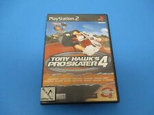 Playstation 2 Tony Hawk's Pro Skater 4, Rated T New Tricks Up to 8 Player Online
