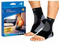 DR.ANISON Compression Ankle Brace Plantar Fasciitis Sock Arch Support Men Women