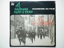 Les Beatles 45Tours EP vinyle 4 Garçons Dans Le Vent