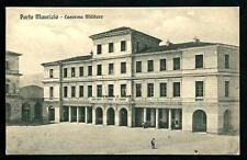 Porto Maurizio ( Imperia ) : Caserma Militare -  non viaggiata, primi '900