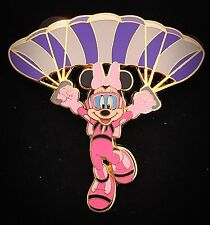 Disney Pin: WDW Expedition: PINS Parachuting into Tradeapin - Minnie Mouse AP