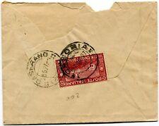 1926 San Francesco 60 cent. isolato su busta Casarano