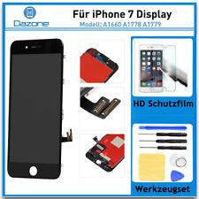 Display für iPhone 7 mit RETINA 4.7 LCD Glas Scheibe Front Bildschirm Schwarz