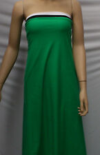 Kelly Green Combed Cotton Jersey Fabric 180cm Wide P/m #q918kg