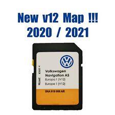 Tarjeta SD VW Discovery Media 2 · Mapas v12 Europa 2020/2021 · Edición XL 32 Gb