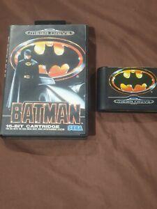 BATMAN (Sega Mega Drive) [PAL]