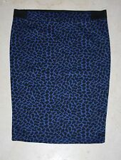 Falda tubo pinup talla S retro sexy mini skirt vintage dress abito print animal