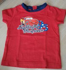 T shirt Cars bb 12 mois Disney