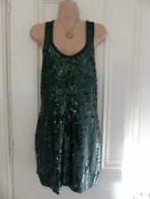 River Island Sequin Green Dresses for Women