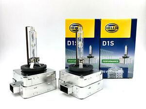 2x New OEM Saab 9-3 9-5 9-7X Hella D1S 5000K Xenon HID Headlight Bulb