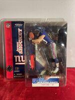 Jeremy Shockey New York Giants Mcfarlane Sportspicks 2002 Figure Sealed