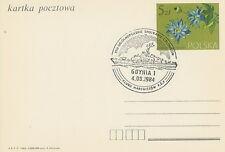 Poland postmark GDYNIA - ship philately