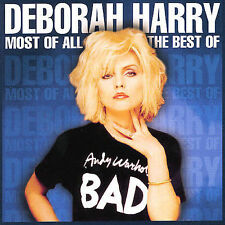 DEBORAH HARRY CD - MOST OF ALL (THE BEST OF)  Brand New    Chrysalis Label