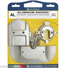 MERCRUISER ALPHA ONE GEN 2 1991 - 2013 ALUMINIUM ANODE KIT - REPLACES 888756Q03