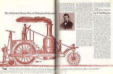 The Celebrated Steam Plow of Philander H. Standish+Coffin,Davidson,Higgins