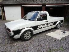 "Mk1 Golf Caddy ""Sportruck"" Decal Kit"