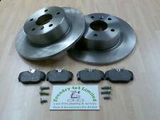 Land Rover Disco 2 Range Rover P38 Rear Brake Disc & Pad Kit Replacement  FK0140